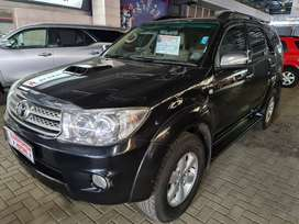 `2011 Toyota Fortuner 3.0 D4D Auto R/B 4x2-Only 219600km-R239900