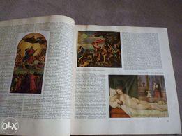 Stara ksiazka niemiecka, malarstwo renesansu