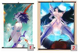 Plakat wall scroll anime Kill la Kill Ryuuko Matoi Satsuki Kiryuuin