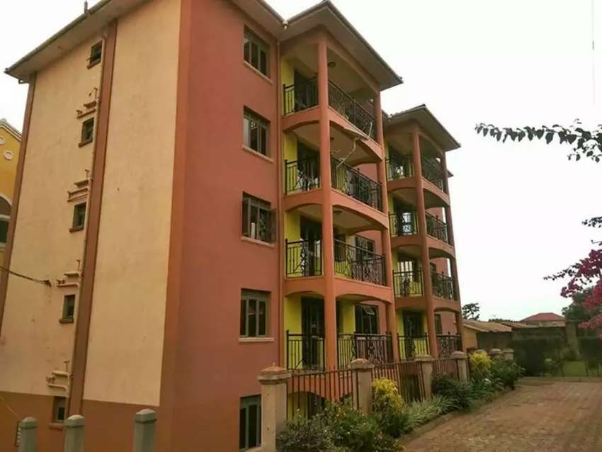 BRAND NEW 2 BEDROOMS APARTMENT FOR RENT IN NAALYA AT 600k 0