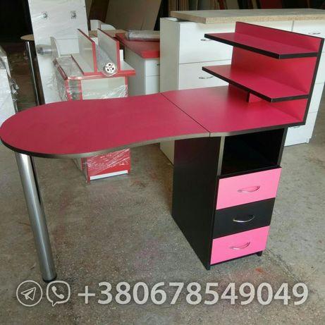 Нежный стол для маникюра - качественный складной маникюрный стол Мариуполь - изображение 3