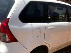 Avanza for stripping spares