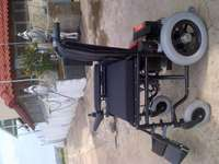 Image of electronic wheelchair brand new