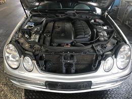 Мотор 2.2 cdi 3.2cdi Mercedes w211 дорестайл та агрегати коробка