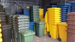 Pojemnik kosz na odpady 240 NOWE pojemniki na śmieci różne kolory