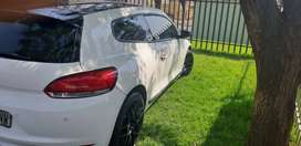 Scirocco 2.0 TSI / With extras