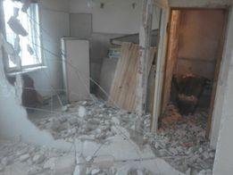 Kucie scian tynków wywoz gruzu rozbiórki ścian Tanio i szybko