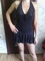 Тренировочное платье для танцев