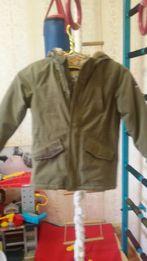Куртка зима мальчик 4-5 лет