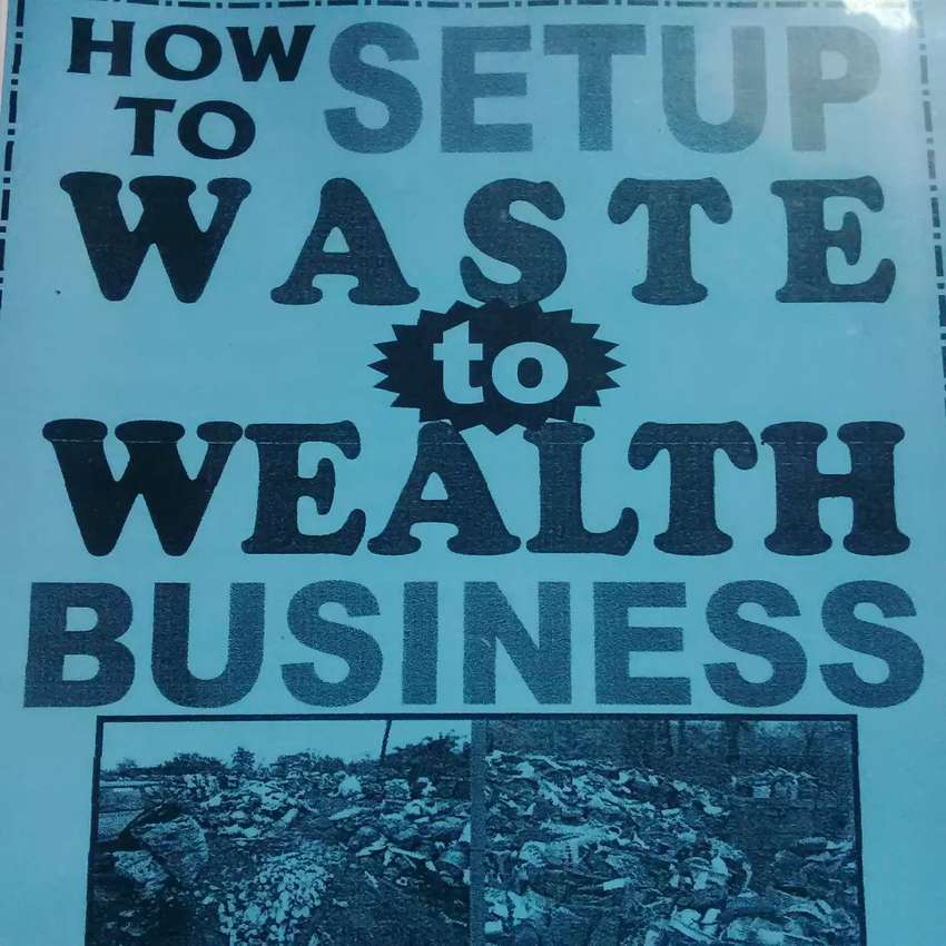 Manual on waste to wealth business 0