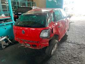 2020 Vw Polo Vivo Hatch Stripping For Spares