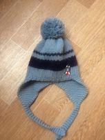 Стильная зимняя шапка next,Zara, H&M