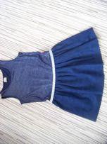 sukienka 128 na święta jak nowa