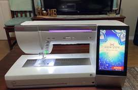 Janome Horizon Memory Craft 15000 Sewing, embroidery, quilting machine