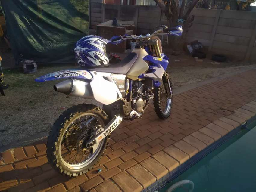 Yamaha YZ 450 for sale R32000 neg and Opel Corsa for sale  R 27000 0