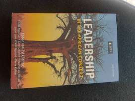 Leadership in the African Context/ 2nd Edition