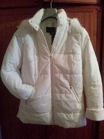 Курточка, куртка белая женская BonPrix
