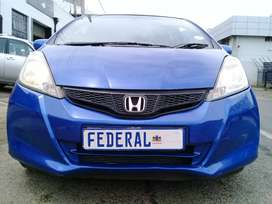 pre owned 2013 Honda Jazz 1.4 petrol manual