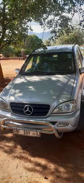 Mercedes Benz M class 2010, diesel engine