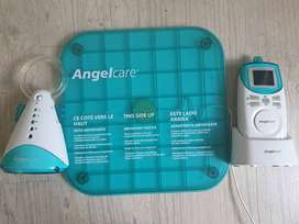 Angelcare AC401 Baby Breathing Movement and Audio Monitor and Pad