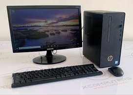 Core i3 8th Generation HP Desktop Tower