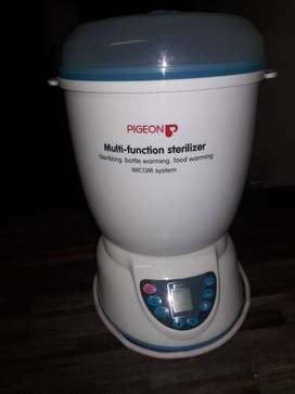 Pigeon Electric Steam Steriliser
