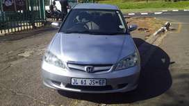 2005 Honda Civic Vtec 170i