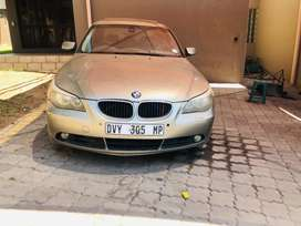 Bmw 530i for sale.. still in perfect condition