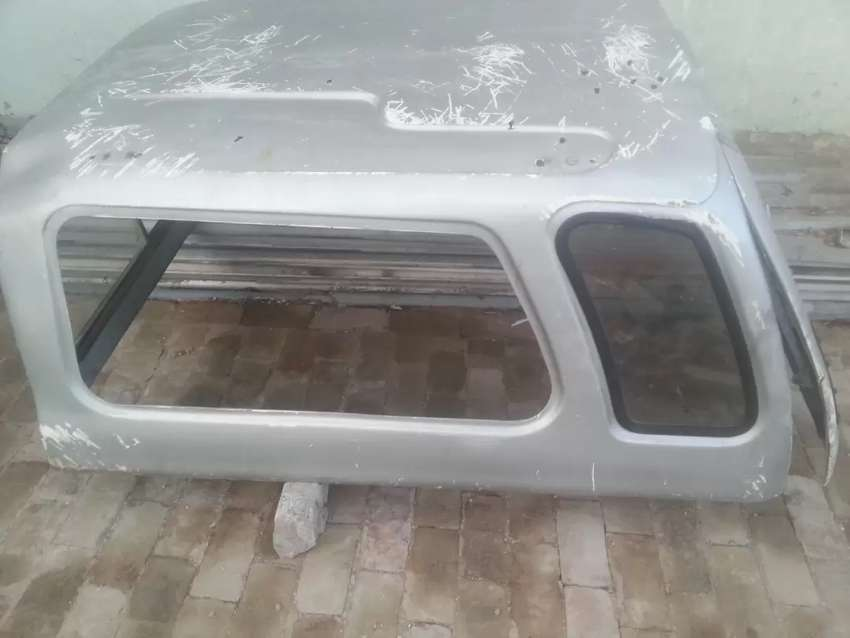 Mitsubishi colt double cab canopy for sale 0