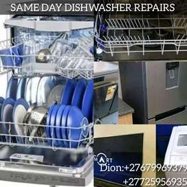 SAME DAY DISHWASHER REPAIRS