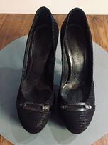 Туфли черные Loretta Pettinari Италия