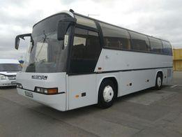 Пассажирские перевозки 37 мест аренда заказ автобуса