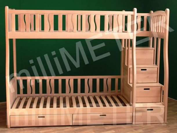 двухъярусная кровать Лиана 2 (Ліжко двоповерхове) Черкассы - изображение 3