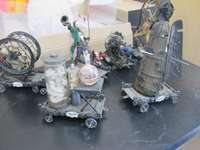 Image of Clive Barkers Infernal Parade Set of 6 Figures