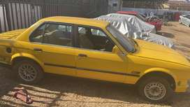 Bnw e30 stripping for spares