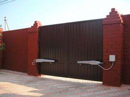 Гаражные ворота и автоматика. Продаж, монтаж, ремонт и обслуживание