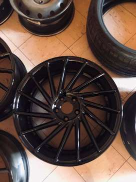 """Fresh 19"""" Rims for sale! 4 rims in total"""