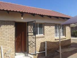 3 bedroomed house for rent