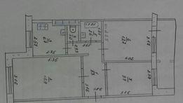 Продам приватизированную квартиру ТОРГ