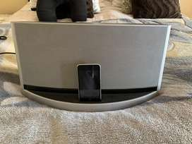 Bose Soundock 10 and ipod touch