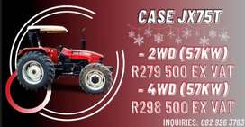 JX75T (57kw) CASE Tractor