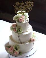 Капкейки, торты, свадебный торт, детский торт на заказ