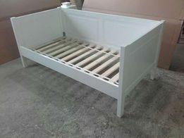 Lozko drewniane sosnowe 160x80