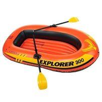 Надувная лодка Explorer -300 Set (211х117х41см) Intex