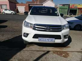 2017 Toyota Hilux 2.4 gd6
