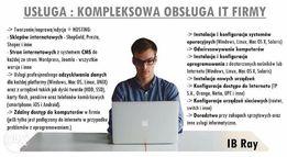Informatyk Wrocław Oleśnica Obsługa Informatyczna Konfiguracja SIECI