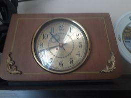 Часы настольные большие Янтарь СССР