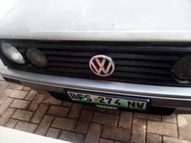 Golf 1.3.1994 model.in perfect running condition.only need wheels