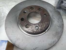 BRAKE DISCS - PADS - FRONT - FORD-OPEL-VOLVO