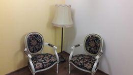 Продам старинные стулья и торшер антиквариат